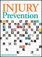 Injury Prevention: 19 (2)