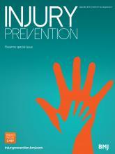 Injury Prevention: 25 (Suppl 1)