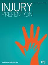 Injury Prevention: 27 (5)